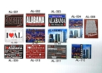 Alabama Magnets (12pc)