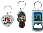 Alabama Keychains (12pc)