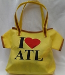 Atlanta Tee-Shaped Bags (6pc)