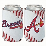 Atlanta Braves Can Koozies