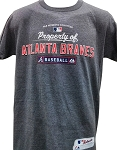 Atlanta Braves Official T-Shirts