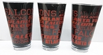 Atlanta Falcons 20 oz Glass