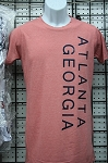 Atlanta Ladies T-Shirts