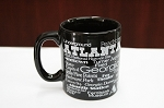 Atlanta Mini Mugs (6pc)