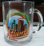 Atlanta Glass Mugs (6pc)
