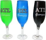Atlanta Frosted Martini Glass (4pc)