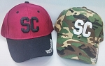 S. Carolina Baseball Caps