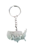 Atlanta Keychains (12pc)