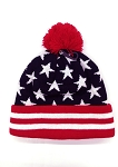 USA Winter Beanie (2pc)