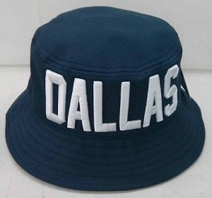 Dallas Bucket hats