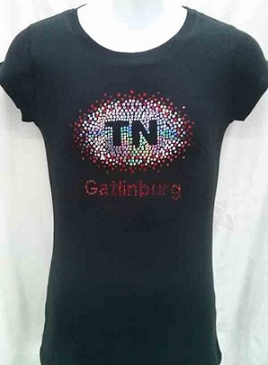 Gatlinburg Ladies Tees